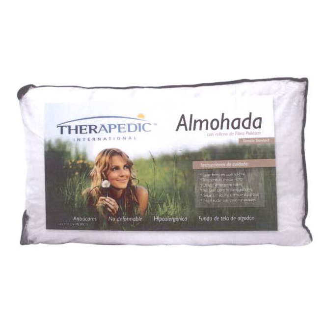 Almohada-Therapedic-Estandar-blanco-colchonera